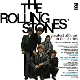 The Rolling Stones - in the 60's コレクターズ・ボックス(初回限定生産)