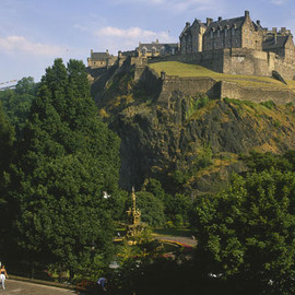 Edinburgh Castle, Scotland - Edinburgh Castle
