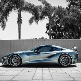 TOYOTA - FT-1 Graphite Concept