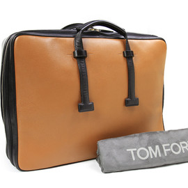 TOM FORD - Travel Bag - Learther