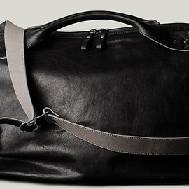 Hard Graft - Offhand Shoulder Bag / Coal
