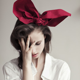 Sarah Louise Johnson - Red Bow