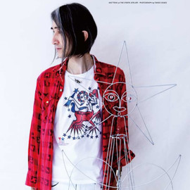 "T-SHIRTS AS MEDIA2012""Rockn' Arrow"" - DESIGN by ミック・イタヤ"