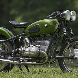 BMW - 50/2 Bobber Motorcycle 1967