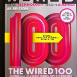 Condé Nast - Wired (UK Edition) June 2011 Issue 06.11