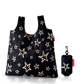 Reisenthel - MINI MAXI SHOPPER S  STAR柄