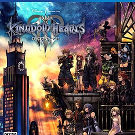 SQUARE ENIX - KINGDOM HEARS Ⅲ