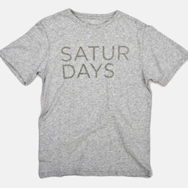 Saturdays - Faded T-Shirt