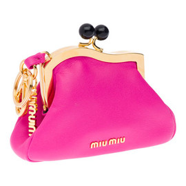 miu miu - Mini Bag Charm