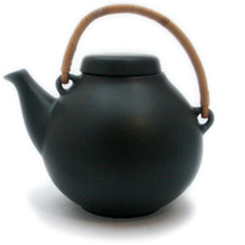 Arabia - GA Black Tea Pot(L)