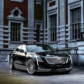 General Motors - Cadillac CT6