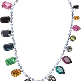 Tom Binns - Crystal necklace