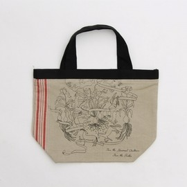 PASS THE BATON - Remake Bag(M)