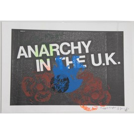 Jamie Reid - Anarchy In The UK 2011