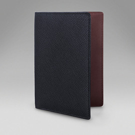 SMYTHSON - Panama Men Collection Passport Cover