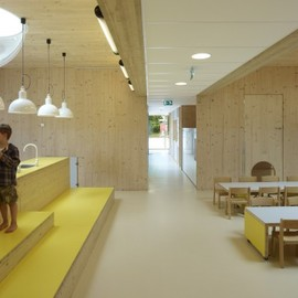 Next Architects & Claudia Linders - Hestia Canteen, Amsterdam