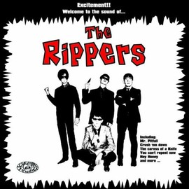 The Rippers - same LP