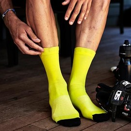 Rapha - Long Pro Team Cycling Socks Chartreuse