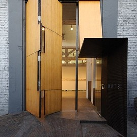 Columbia University GSAPP - DOORS – O.P.E.N.