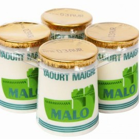 yaourt malo - yaourt 0 % nature pot carton