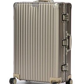 RIMOWA + United Arrows - <RIMOWA>UA 25SP CLASSIC FLIGHT GOLD 89L†