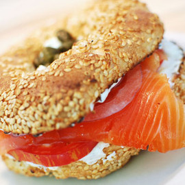 Mile End - Montreal-style bagel