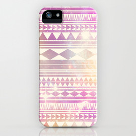 Society6 - Galaxy Tribal iPhone & iPod Case