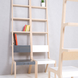 Seung-Yong Song - Space Saving Furniture by Seung Yong Song