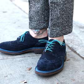 Union x Mark McNairy -  Union x Mark McNairy Country Brogue