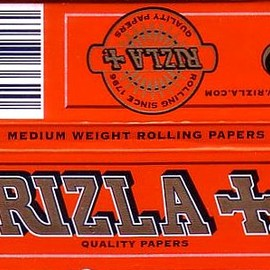 RIZLA - Red Rolling Papers