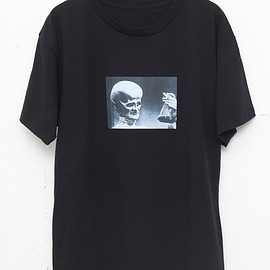 NADA. - Martian-man tee / Black