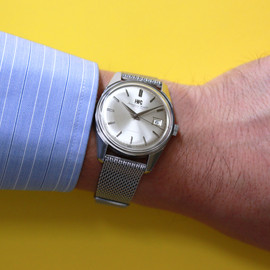 IWC - Round Style Automatic Cal.8541B 1970'S
