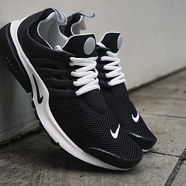 Nike - Air Presto BR QS  black/white