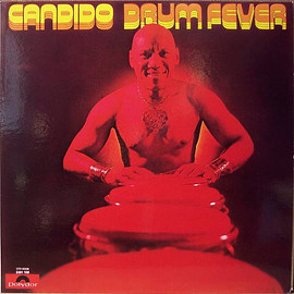 Candido ‎ - Drum Fever (Vinyl,LP)