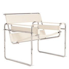 Marcel Breuer - Wassily Chair in Canvas