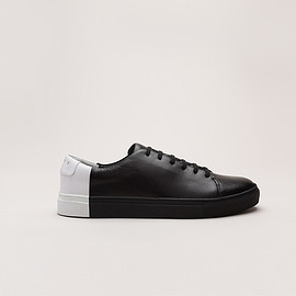 THEY NEW YORK - Two-tone Low in Black-White