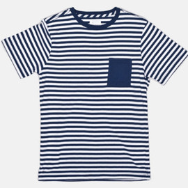 Saturdays - Randall Solid Pocket T