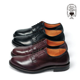 WTAPS - PLAINTOE / SHOES. LEATHER. CORDOVAN