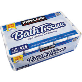 Costco - Kirkland Signature 2-Ply Bathroom Tissue, 30 ct
