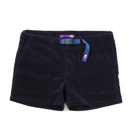 THE NORTH FACE - W's Stretch Corduroy  Weaving Belt Shorts