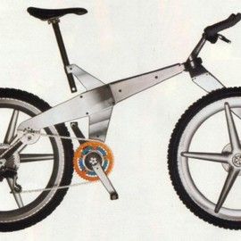 Cannondale - Magic Bicycle