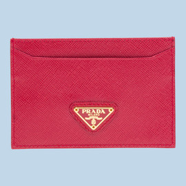PRADA - CREDIT CARD HOLDER