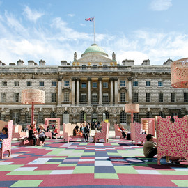 Eley Kishimoto - London Festival of Architecture