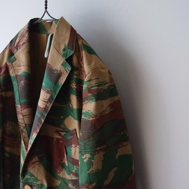 m's braque - camo jacket