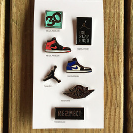 Jordan Brand, NIKE - Air Jordan 30th Anniversary Pin Collection