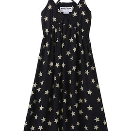 MUVEIL - Star print dress