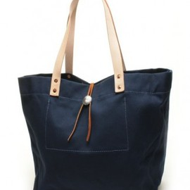 melple(メイプル)Made in USA - CANVAS TOTE BAG 「MONTANA」