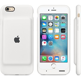 Apple - iPhone 6s Smart Battery Case - ホワイト