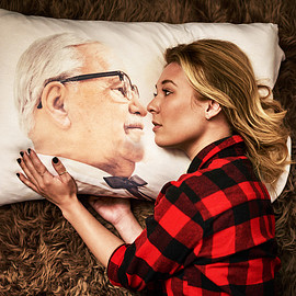 KFC Limited - Dream Colonel Pillowcase