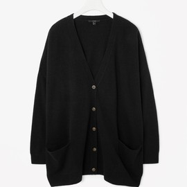 COS - Oversized wool cardigan
